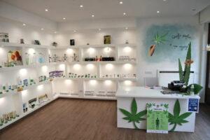 Market di cannabis  Milano